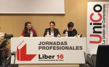 Judit de Diego, Beatriz Benítez y Sofía Acebo